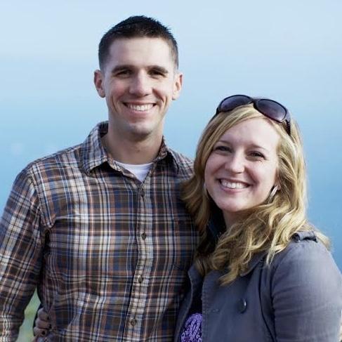 Bridget and Kyle Watts
